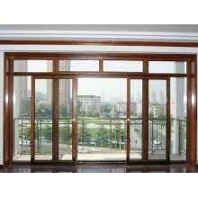 鋁包木系列門窗 (3)