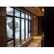 鋁包木系列門窗 (8)