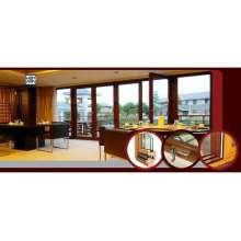鋁包木系列門窗 (4)